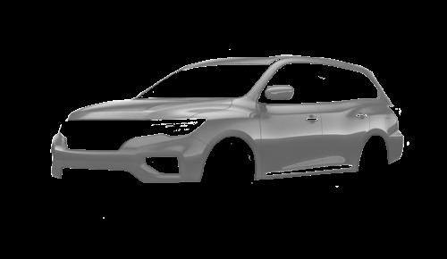 Цвета кузова Pathfinder